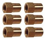 "6 EACH OF AAMA WATER NOZZLE ONLY - 6.030 X 1/2"" (f)NPT - SAVE $144.00!"